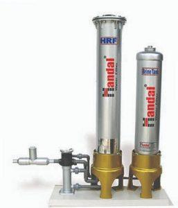 filter air hws handal water heater